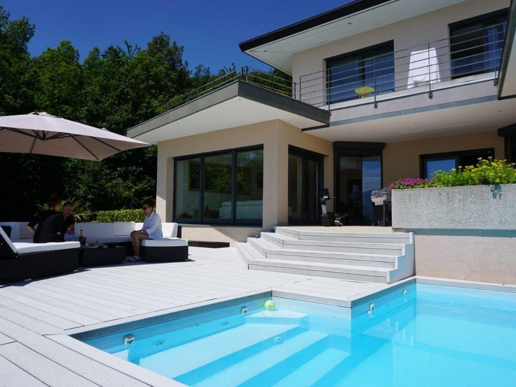 Residencia de 216 m² para 8 personas
