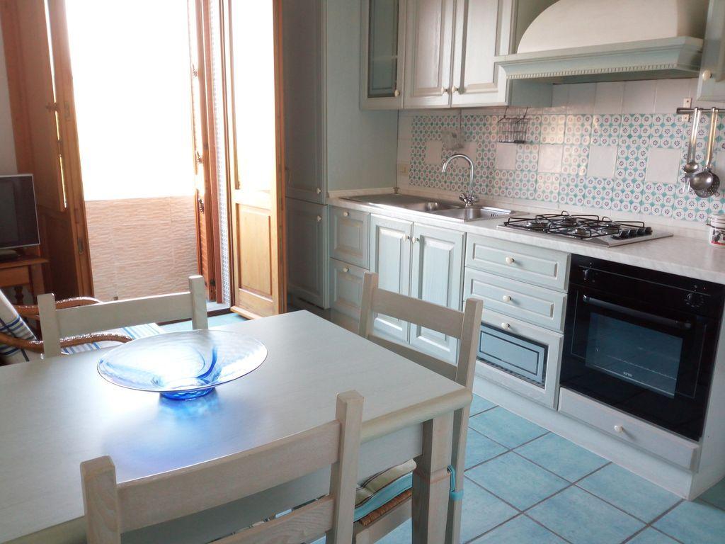Apartamento en Palinuro para 2 huéspedes