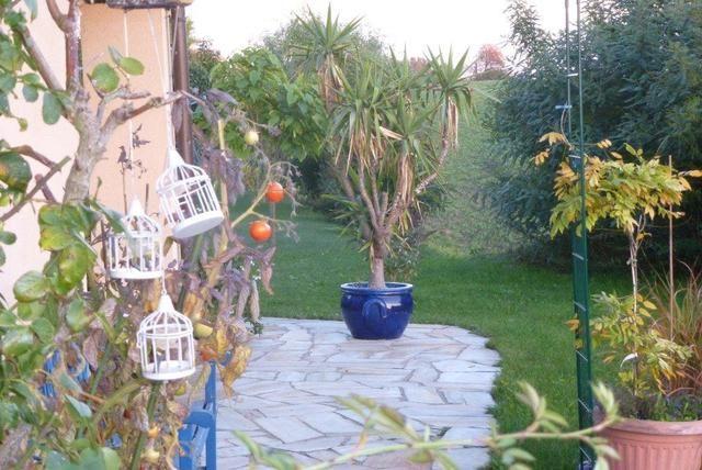 Residenz für 3 Personen mit Garten