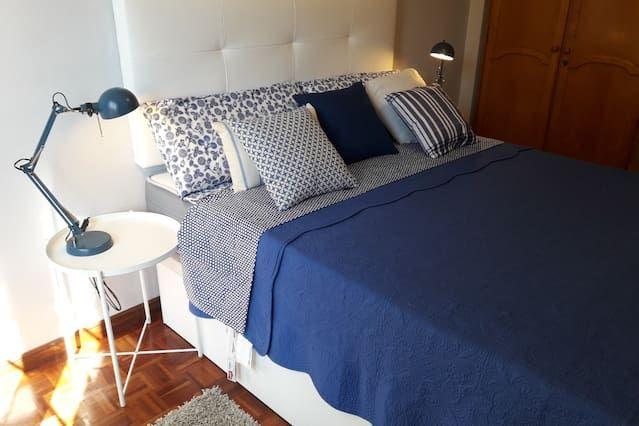 Alojamiento para 3 huéspedes de 1 habitación
