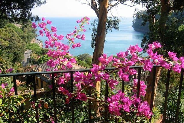 Paraggi Villa, Vista al mar y piscina !!