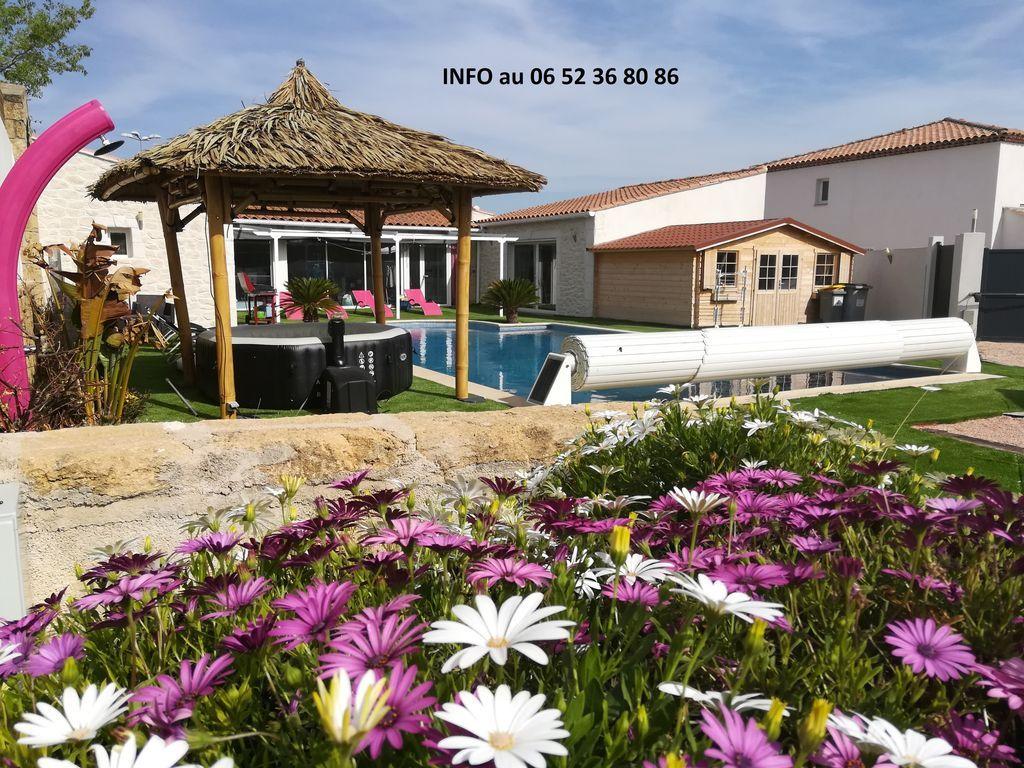 Provista residencia en La fare-les-oliviers