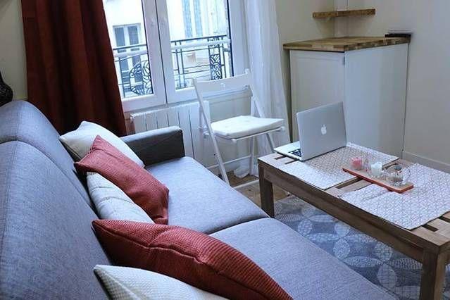 Appartement à Saint-ouen de 1 chambre