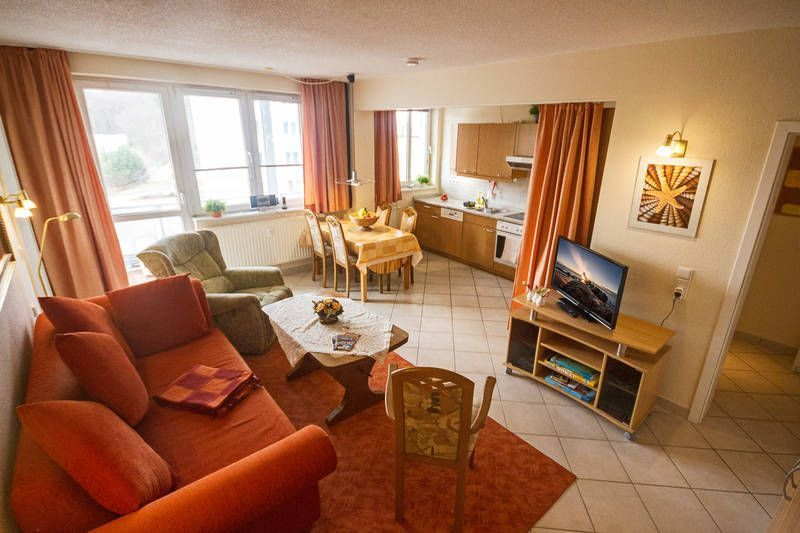 Apartment auf 40 m² für 4 Personen