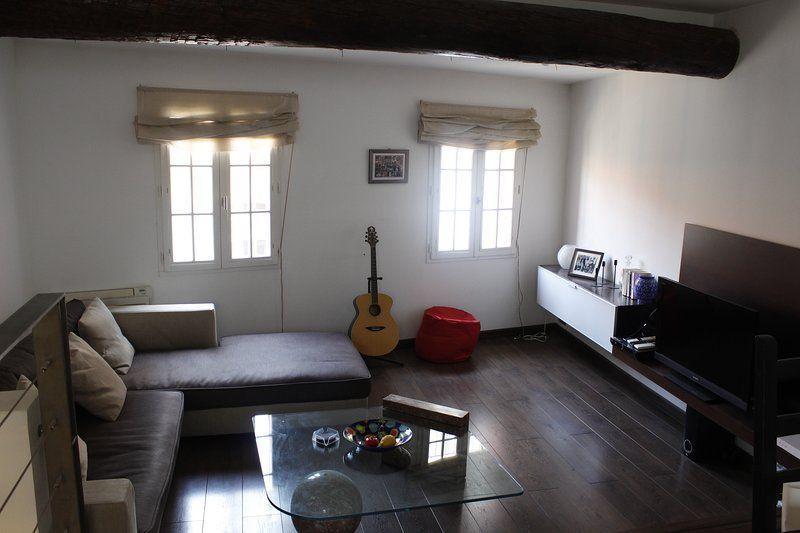 Maisonette-Apartment mit 3 Schlafzimmern in der Altstadt von Perpignan