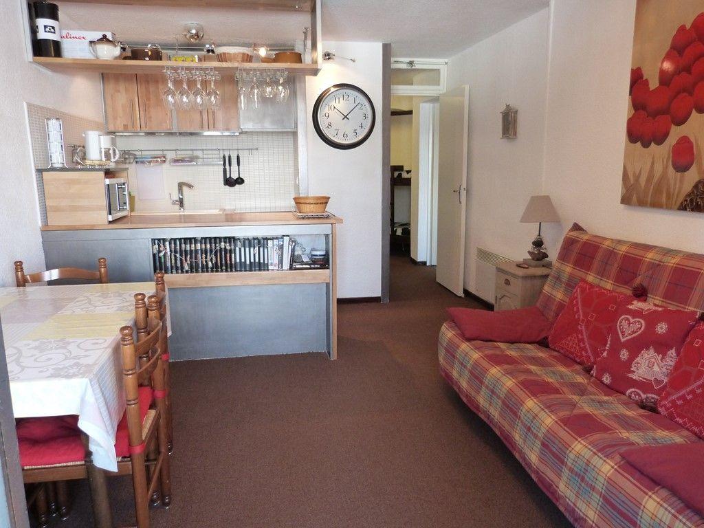 Hébergement à 1 chambre à Pra loup