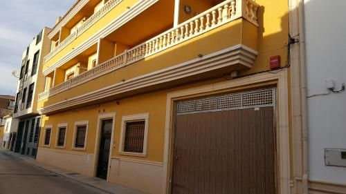 Suitable for pets property in La roda