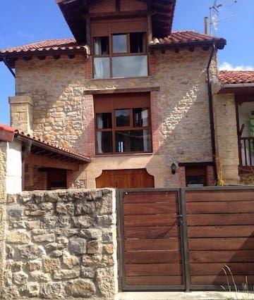 Casa de piedra reformada
