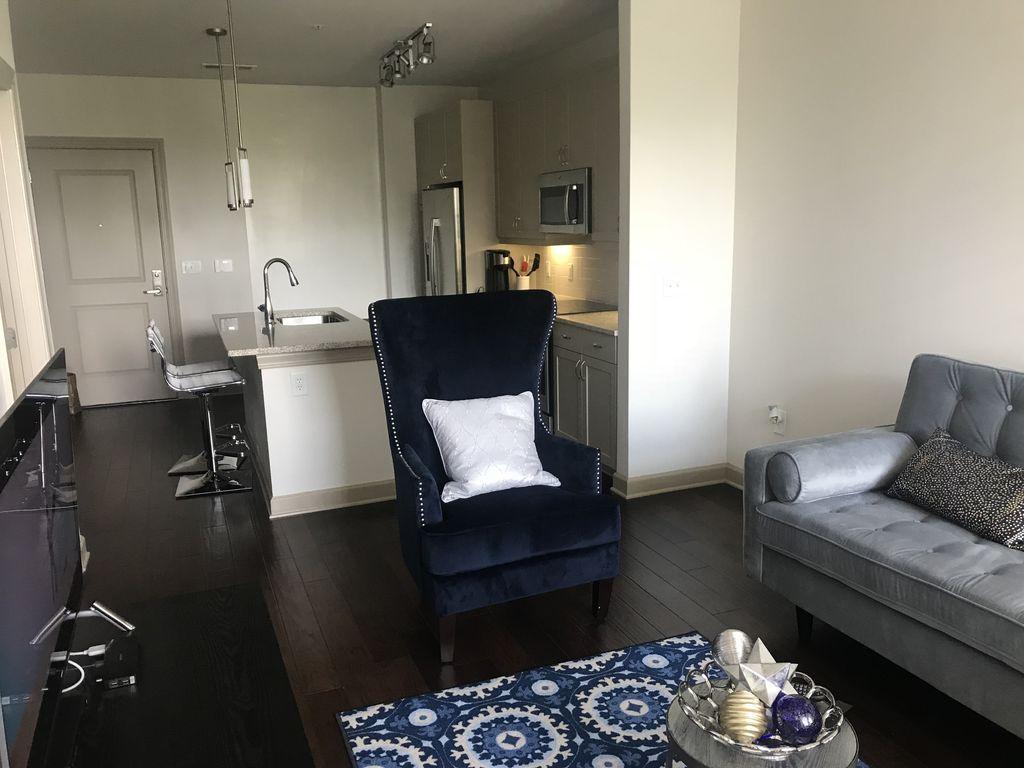 Apartamento en Atlanta para 4 huéspedes