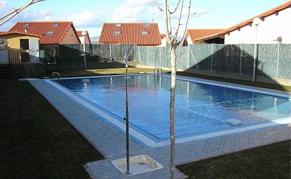 Casa con piscina en Logroño