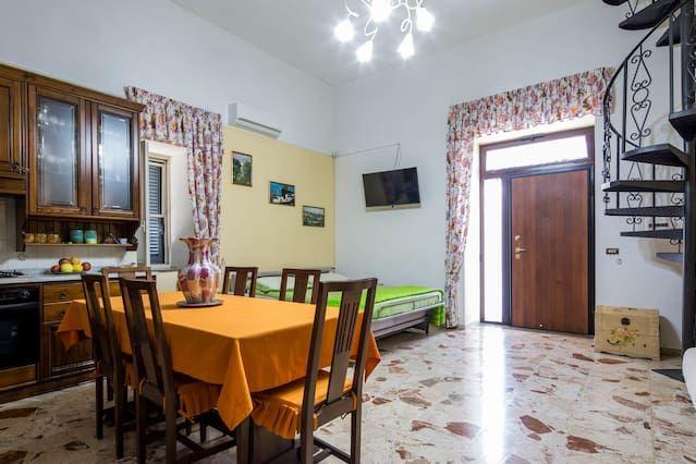 Ercole's house in POMPEI
