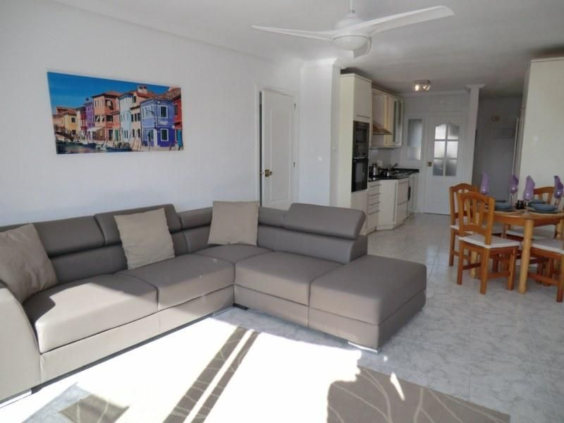 Apartment for 4 people in La zenia