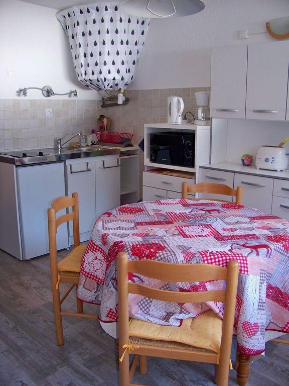 Equipado alojamiento en Villarodin-bourget
