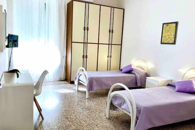 Vivienda en Salerno de 1 habitación