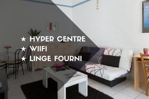 Logement à 1 chambre avec wi-fi