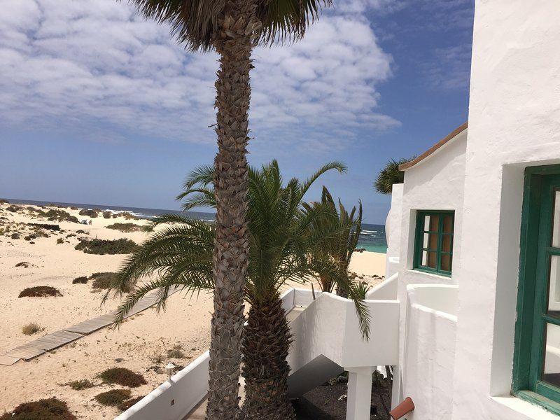 Hébergement avec wi-fi à El cotillo