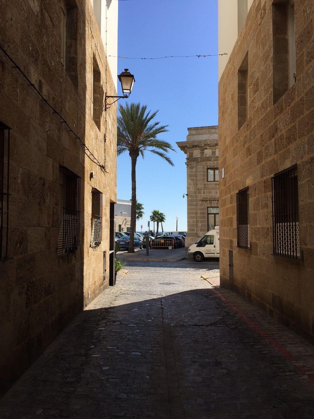 Apartamento con  Lavadora en Cádiz