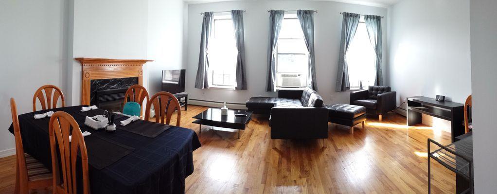 Apartamento atractivo de 95 metros en Nueva york