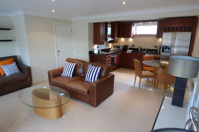 Luxury apartment in Lymington