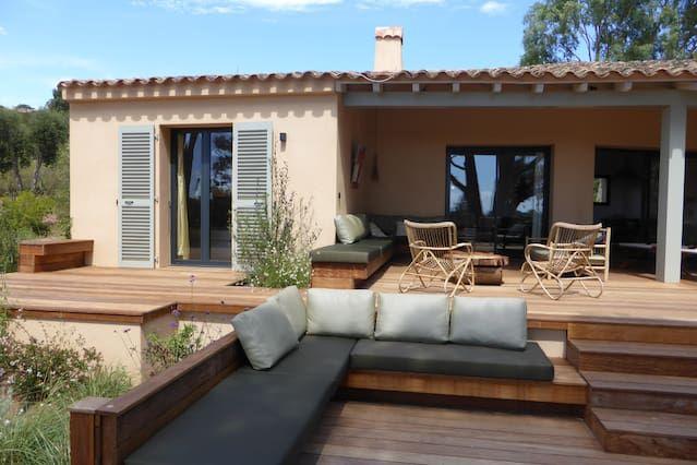 Casa de 220 m² para 12 huéspedes