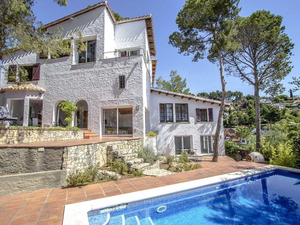 Alojamiento de 286 m² en Barcelona region