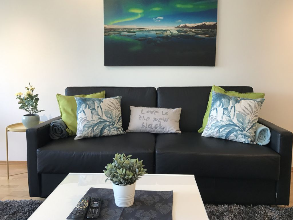 Funcional piso en Oslo