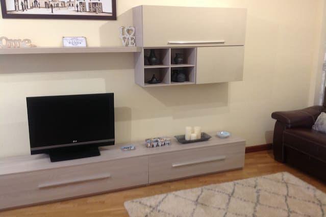 Cómodo apartamento para 6 personas en Oviedo
