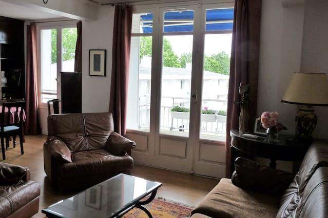 Vivienda en Bayonne de 2 habitaciones