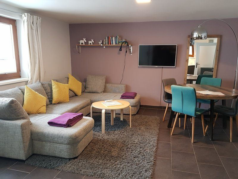 Chalet mit 2 Zimmern