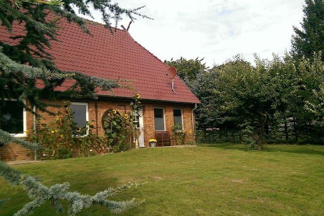Alojamiento atractivo en Krakow am see