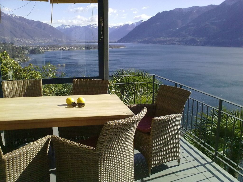 Vivienda de 2 habitaciones en Ronco sopra ascona