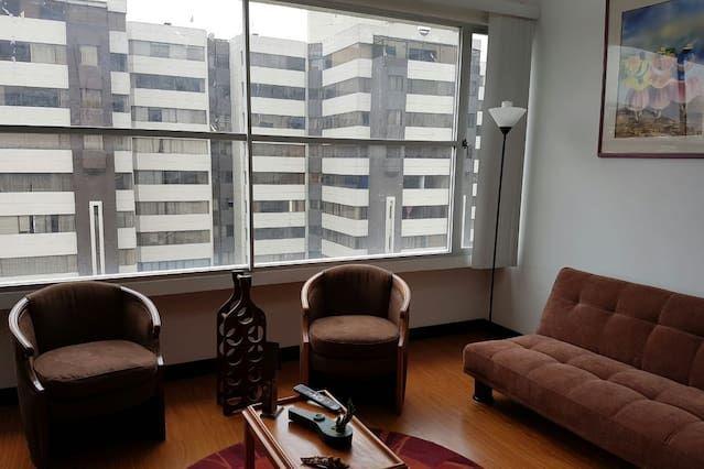 Loft Suite, ottima posizione, tutti i servizi