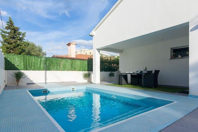 Alojamiento de 120 m² amueblado con gusto y moderno
