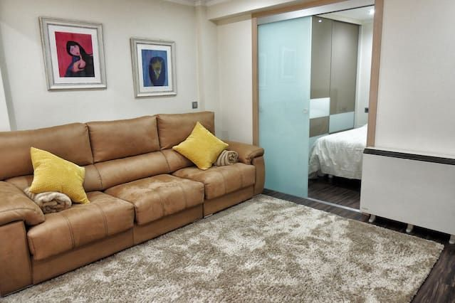 Comfortable and nice apartment