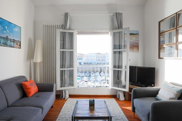 Apartment with 1 room in Saint-martin-de-ré