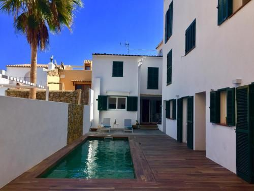Casa con piscina en Arta