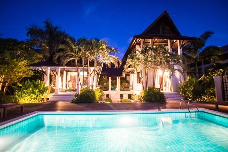Koh Chang holiday villa: Hat Kai Mook-Pearl beach