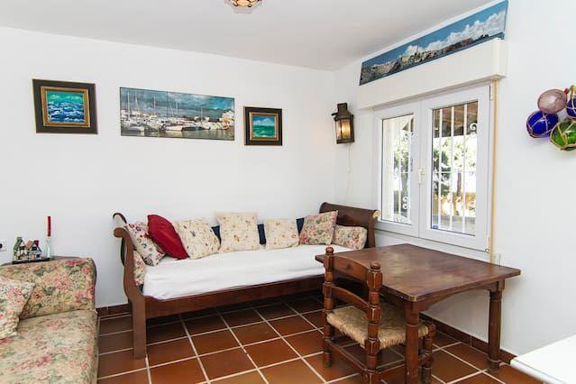 Apartamento en Cape palos con jardín
