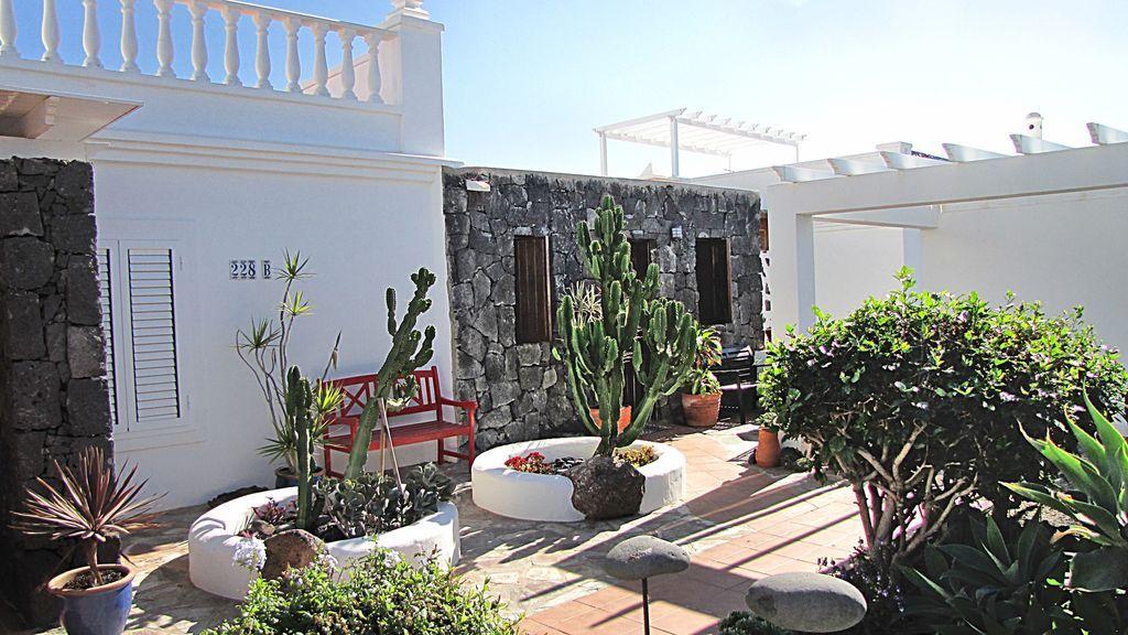 Hébergement à 1 chambre à Playa blanca