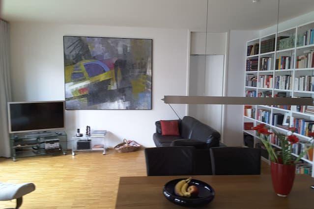 Ferienwohnung auf 75 m² mit 1 Zimmer
