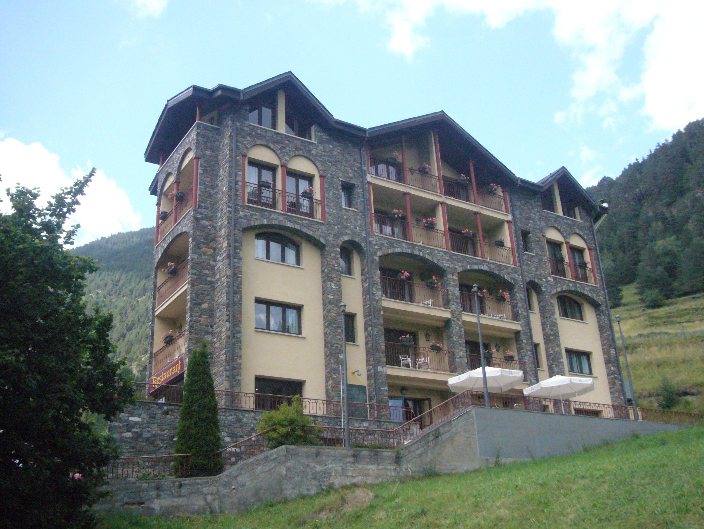 Logement avec balcon pour 4 voyageurs