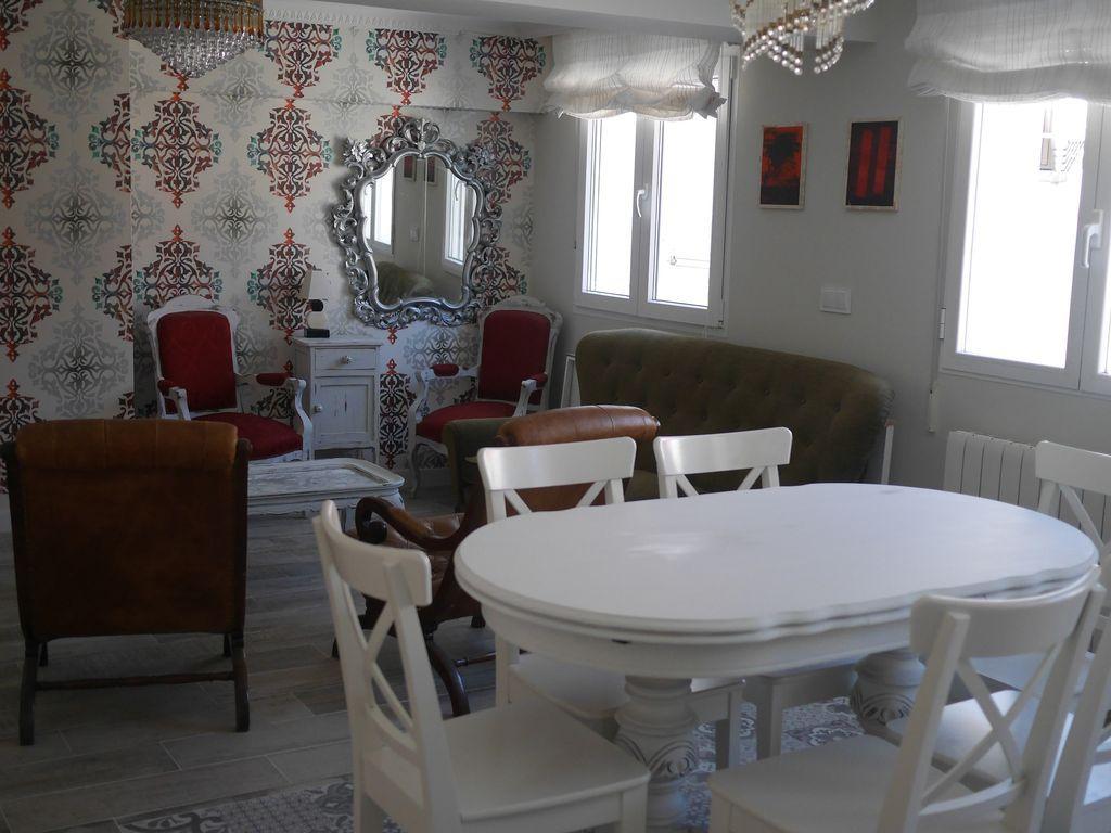 Apartamento fantástico con  Lavadora en Burgos
