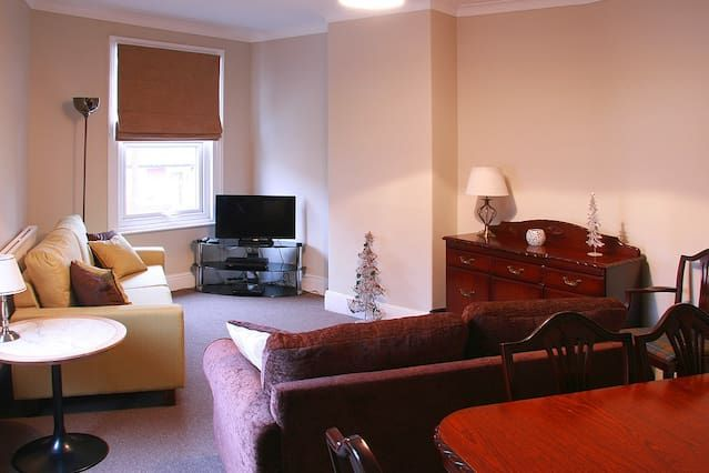 Fitted holiday rental