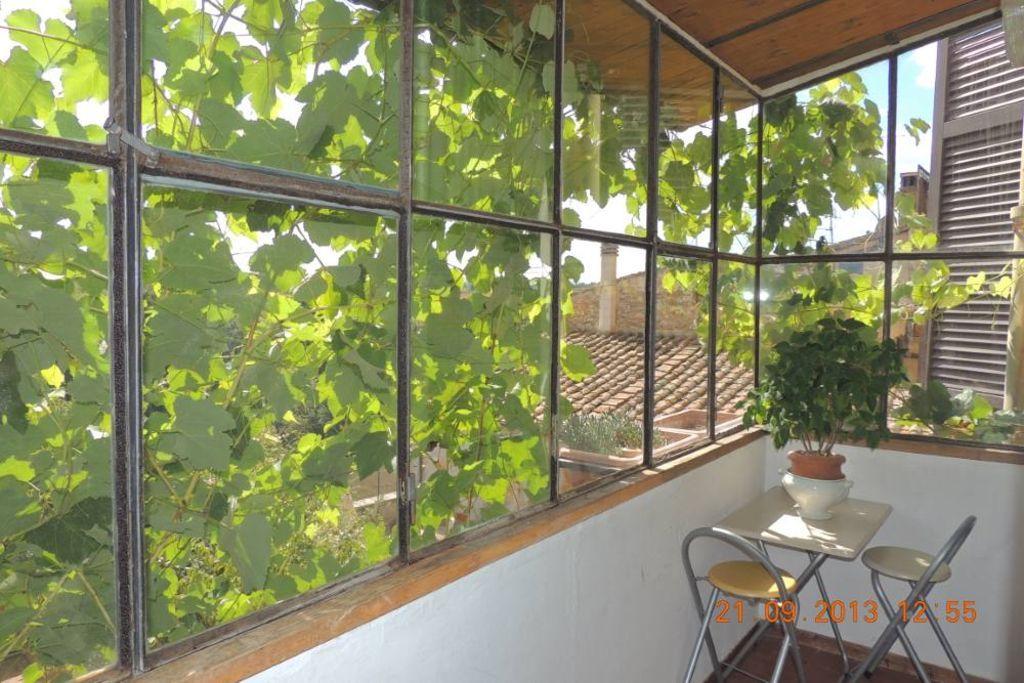 Alloggio di 110 m² con giardino