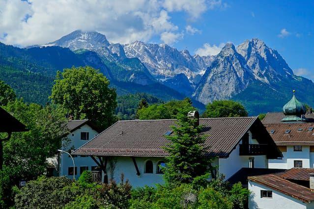 Wohnung mit Wi-Fi in Garmisch-partenkirchen