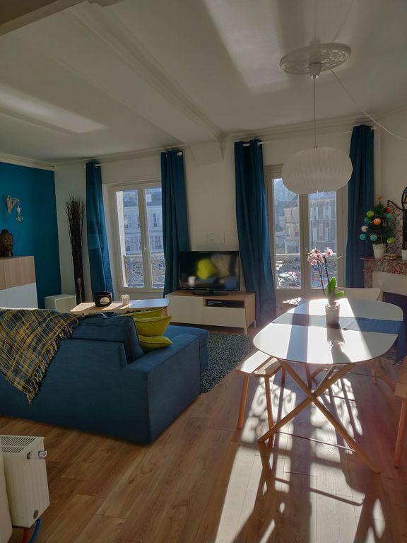 Wohnung auf 56 m²