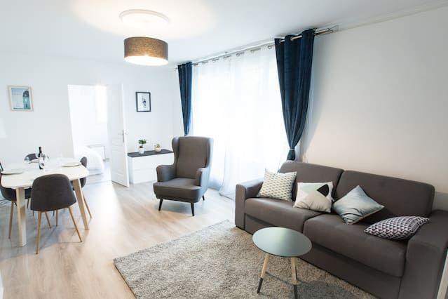 Alojamiento en Noisy-le-grand de 1 habitación