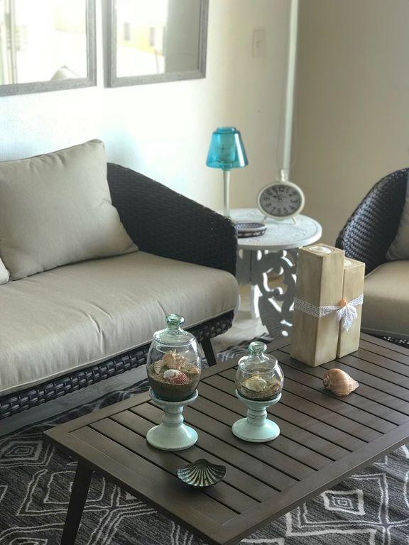 Apartamento provisto en Manzanillo