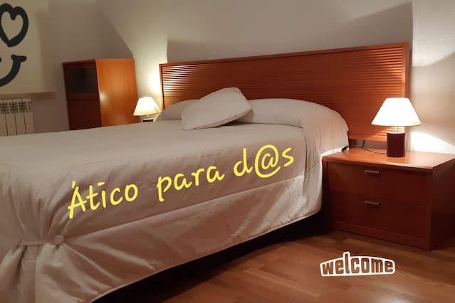 Vivienda en Ávila de 1 habitación