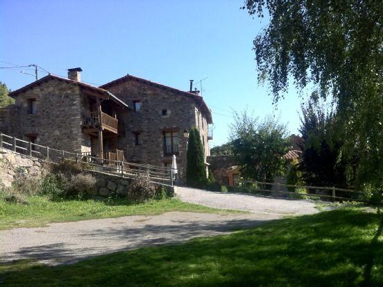 Vivienda en Vilallonga de ter de 2 habitaciones